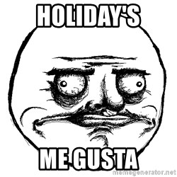 Me Gusta Ships - Holiday's Me gusta