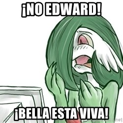 Pokemon Reaction - ¡no edward! ¡bella esta VIVA!