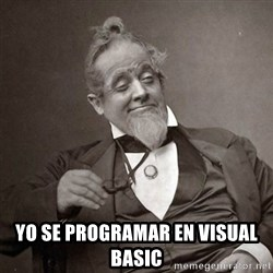 1889 [10] guy - Yo se programar en visual basic