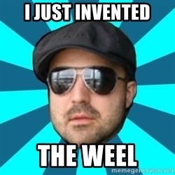 Internet Guru Istok - i just invented the weel