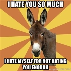 West Burro - I hate you so much i hate myself for not hating you enough