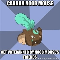 Transformice meme shaman  - CANNON NOOB MOUSE GET VOTEBANNED BY NOOB MOUSE'S FRIENDS