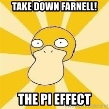 Conspiracy Psyduck - take down farnell! the pi effect