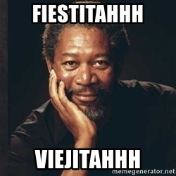 Morgan Freeman - fiestitahhh viejitahhh