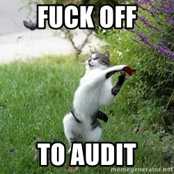 GTFO - Fuck OFF To Audit
