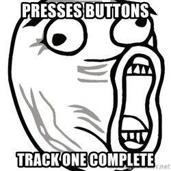 Lol Guy - presses buttons track one complete