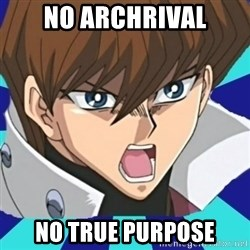 """Courage Wolf"" Kaiba Seto - no archrival no true purpose"