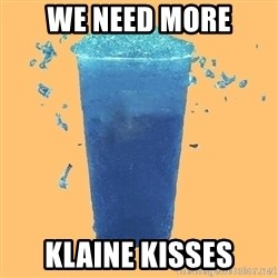 Gleek - We NEED MORE KLAINE KISSES