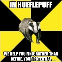 PuffBadger - In Hufflepuff we help you find, rather than define, your potential