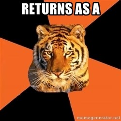 Techie Tigers - returns as a