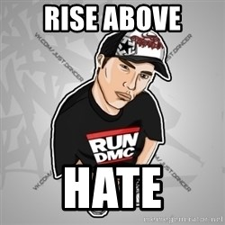 Street - Rise above HATE