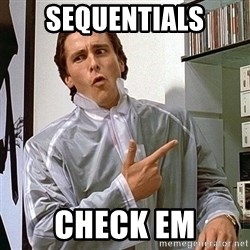 Doubles Guy - Sequentials check em