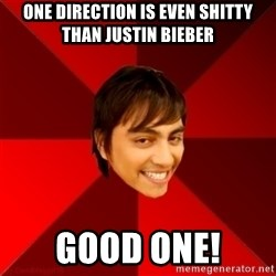 Un dia con paoly - One direction is even shitty than justin bieber good one!