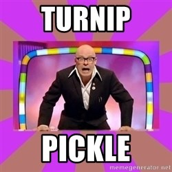 Harry Hill Fight - Turnip Pickle