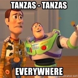 Consequences Toy Story - TANZAS - TANZAS EVERYWHERE
