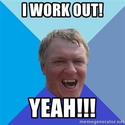 YAAZZ - I WOrk Out! YEAH!!!