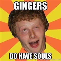 Sexy Sean - gingers do have souls