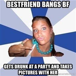Vkontakte Girl - bestfriend bangs bf gets drunk at a party and takes pictures with her