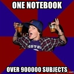 Sunny Student - ONE NOTEBOOK  OVER 900000 SUBJECTS