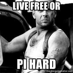 Bruce Willis - Live Free or Pi Hard