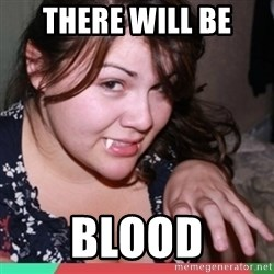 Twihard Social Butterfly - there will be blood