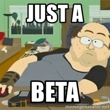 South Park Wow Guy - just a beta