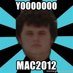 dudemac - Yooooooo Mac2012