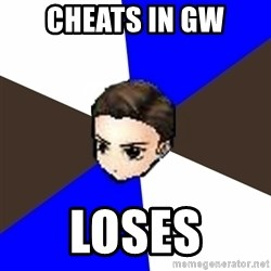Rumble Fighter Noob - cheats in gw loses