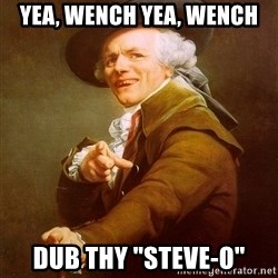 "Joseph Ducreux - Yea, wench yea, wench dub thy ""steve-o"""