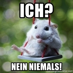 Sorry I'm not Sorry - Ich? Nein niemals!