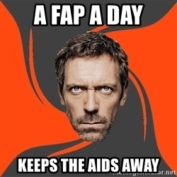 AngryDoctor - a fap a day keeps the aids away