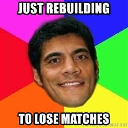 Supercoach Kearney - just rebuilding to lose matches