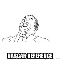 Aw yeah - NASCAR Reference