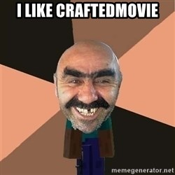 minecraft_dyshanbe - I like CraftedMovie