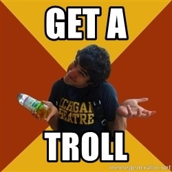 Darren Criss Doesnt Know - get a troll