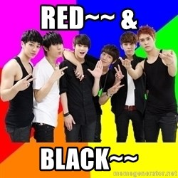 b2st - red~~ & black~~