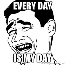 Yao Ming - Every day  is my day
