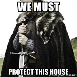 Sean Bean Game Of Thrones - We must Protect this house