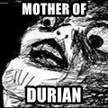 Mother Of God - mother of durian