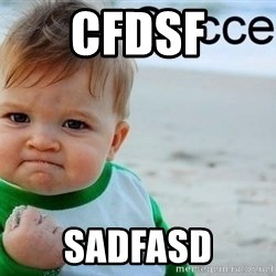 success baby - cfdsf sadfasd