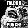 Mother Of God - Falcon punch!