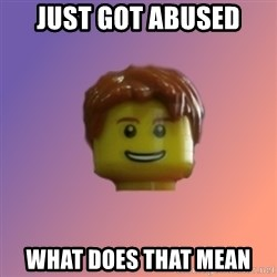 Retarded Michael - just got abused what does that mean