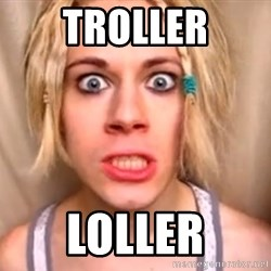 Chris Crocker - troller loller