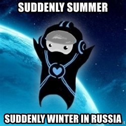 Typical Trance Listener - Suddenly summer Suddenly Winter in Russia