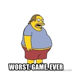 ComicBookGuy -  WORST. GAMe. EVER