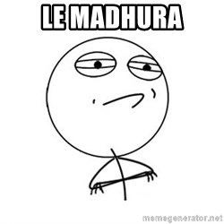Challenge Accepted HD 1 - le madhura