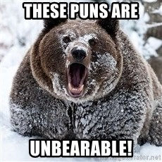 Cocaine Bear - These puns are unbearable!