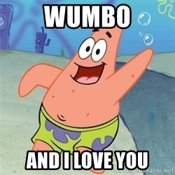 Panxo Po wn - Wumbo And I love you