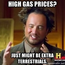 Giorgio A Tsoukalos Hair - High gas prices? just might be extra terrestrials.
