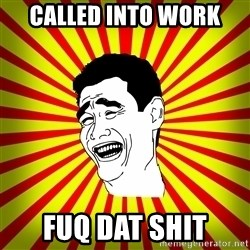 Yao Ming trollface - called into work fuq dat shit